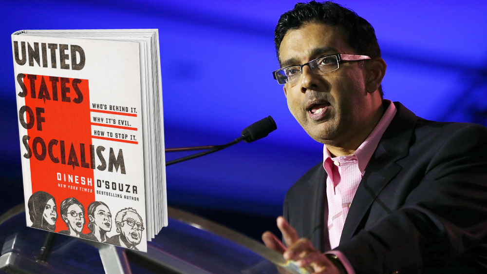 Dinesh D'Souza: Why socialisme sucks